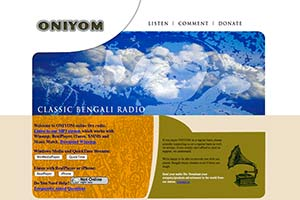 Oniyom Bengali Radio Station Classical Bengladesh Music
